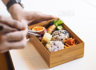 食品のボックスの写真・画像素材[1644605]