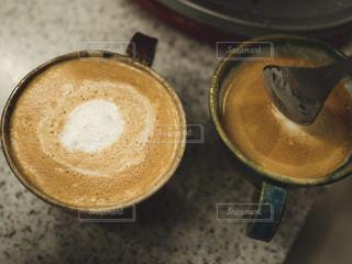 一杯のコーヒーの写真・画像素材[1826364]
