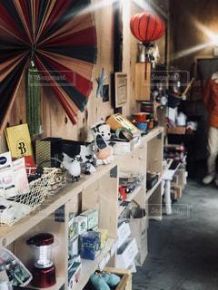 おしゃれな雑貨屋さんの写真・画像素材[1185145]