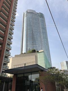 都市の高層ビルトップ企業の集まるビルですの写真・画像素材[1125869]