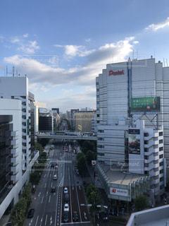 都市の高層ビルの写真・画像素材[1381084]
