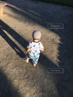公園散策の写真・画像素材[1106851]