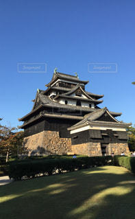 松江城の写真・画像素材[1107387]