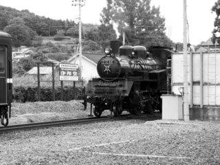 真岡鉄道C12の写真・画像素材[1618282]