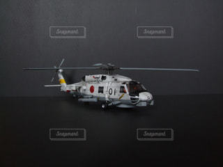 小さなヘリコプターの写真・画像素材[1623909]
