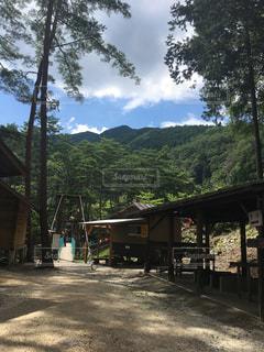 キャンプの写真・画像素材[1116835]