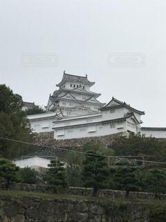 建物のような城の写真・画像素材[1112048]