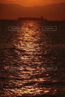 静かな航海の写真・画像素材[1391449]