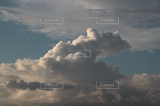 雲の波の写真・画像素材[1391487]