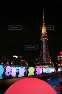 名古屋のシンボルの写真・画像素材[2441590]