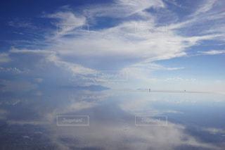 空の雲の写真・画像素材[1112313]