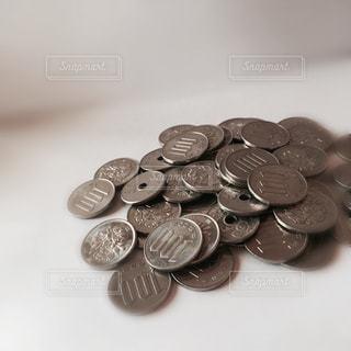 小銭貯金の写真・画像素材[1172063]