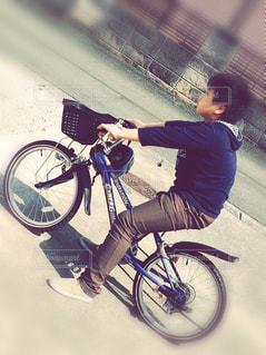 思い出の自転車の写真・画像素材[1172579]