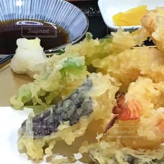天ぷら盛り合わせの写真・画像素材[1214671]