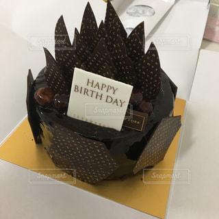 誕生日ケーキの写真・画像素材[1112662]