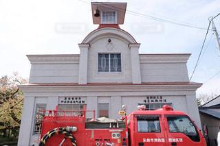 消防車の写真・画像素材[1135459]