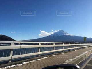 富士山 河口湖付近からの写真・画像素材[1113238]