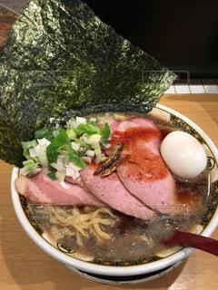 歌舞伎町 煮干しラーメン 凪の写真・画像素材[1113596]