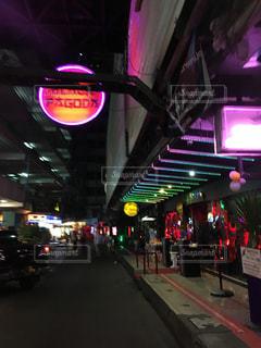 タイ バンコク ゴーゴーバー バッポンの写真・画像素材[1113603]
