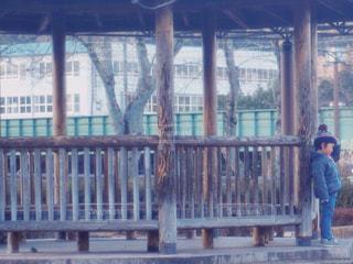 公園と子供 - No.1117541