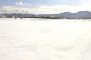 雪原の写真・画像素材[1114688]