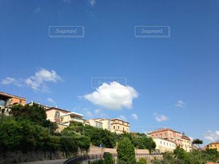 イタリアの景観の写真・画像素材[1114954]