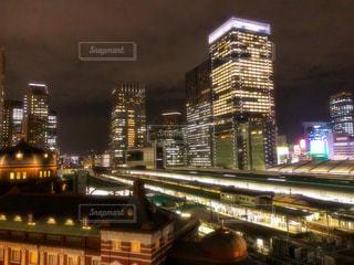 夜の東京の写真・画像素材[1131749]