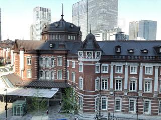 東京駅の写真・画像素材[1138310]