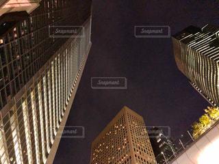 汐留高層ビル群の写真・画像素材[1147984]