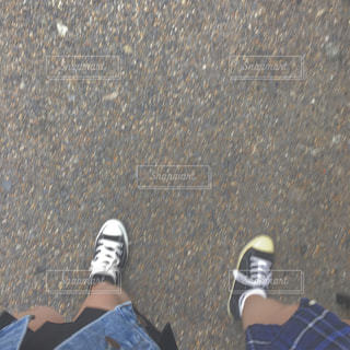 あえて歩いてる時に撮るのもあり?📸の写真・画像素材[1114483]