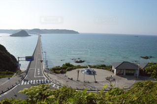角島大橋の写真・画像素材[1118013]