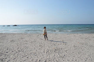 ビーチの人の写真・画像素材[1118014]