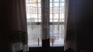 大きなガラス窓 - No.1120020