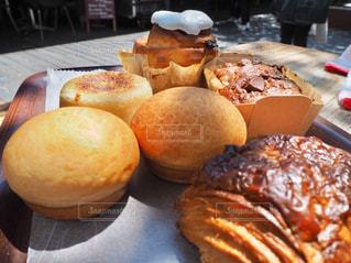 ハルニレテラスの美味しいパンの写真・画像素材[1484497]