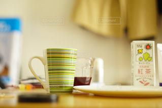 朝ご飯の写真・画像素材[1422319]