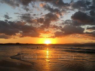 夕日の写真・画像素材[1115274]
