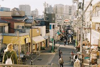 谷中ぎんざ商店街の写真・画像素材[1116678]