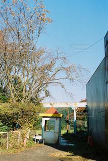 小さな家の写真・画像素材[1116728]