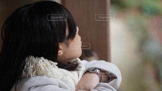 赤ん坊を抱える女性 - No.1205824