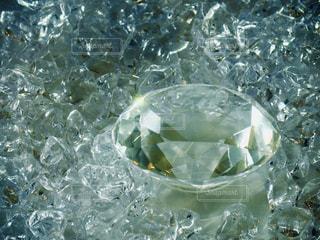 水のグラスの写真・画像素材[1214265]