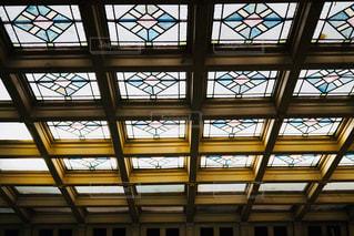 大きなガラス窓 - No.1214304