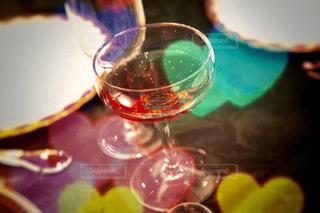 ワインのガラスの写真・画像素材[1237631]