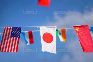 国旗の写真・画像素材[1526713]