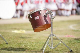 置き太鼓の写真・画像素材[1526714]