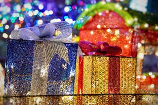クリスマスプレゼントの写真・画像素材[1649545]