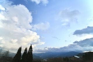 空の雲の群の写真・画像素材[2699200]
