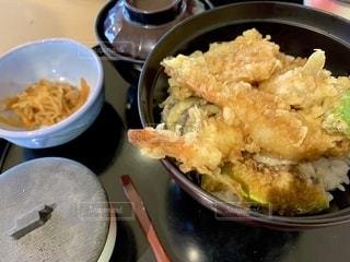 海老天丼の写真・画像素材[2761488]