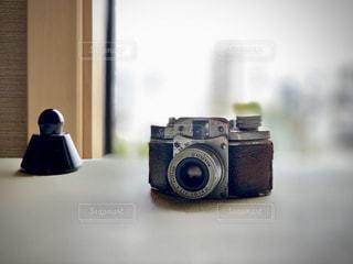 カメラをクローズアップするの写真・画像素材[2833632]