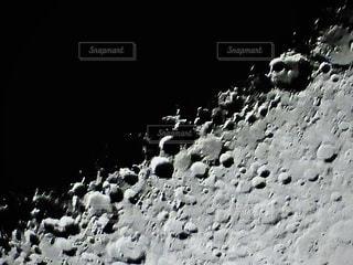 月面のXの写真・画像素材[2920535]