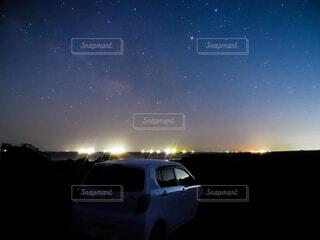 星空の写真・画像素材[4382160]